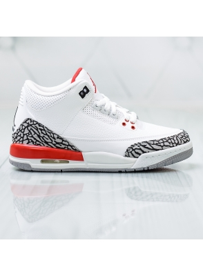 Air Jordan 3 Retro BG 398614-116