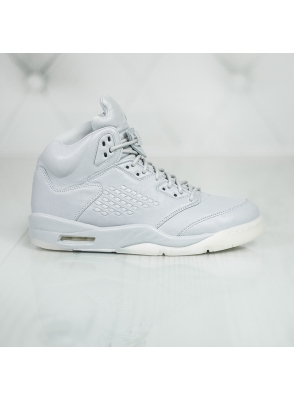 "Air Jordan 5 Retro Premium ""Pure Platinum"" 881432-003"