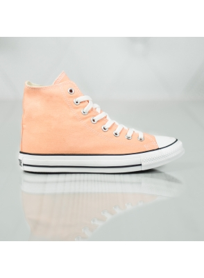 Converse Ct Hi Peach Peach Cobble 136814C