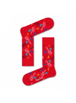 Happy Socks Guitarra Sock GUI01-4000