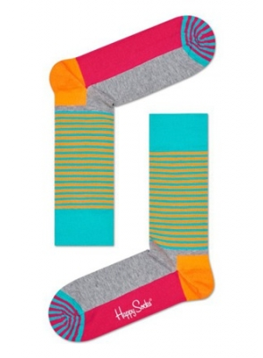 Happy Socks Half Stripe HAS01-9000