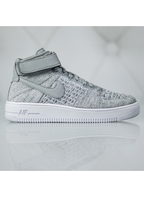 Nike Air Force 1 Ultra Flyknit Mid Gs 862824-002