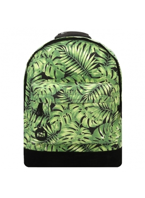 Mi-Pac plecak - Tropical Leaf Black 740314050