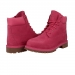 Timberland 6 Premium WP Boot Rose Red A1ODE