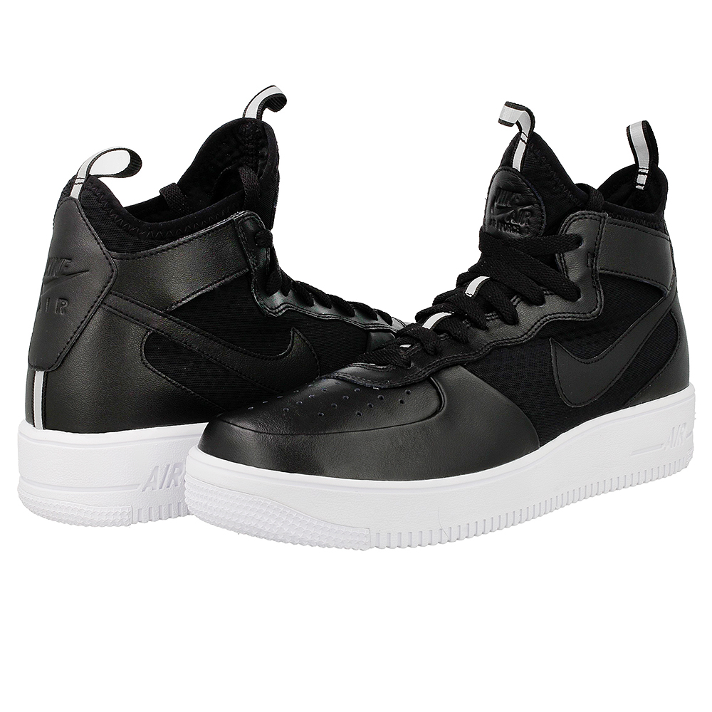 nike air force 1 ultraforce mid czarne