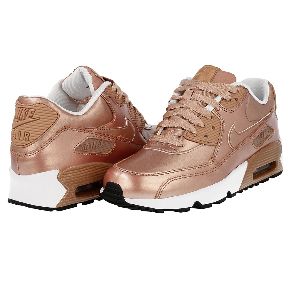 buy popular fb66b e70ae nike air max złote angebote