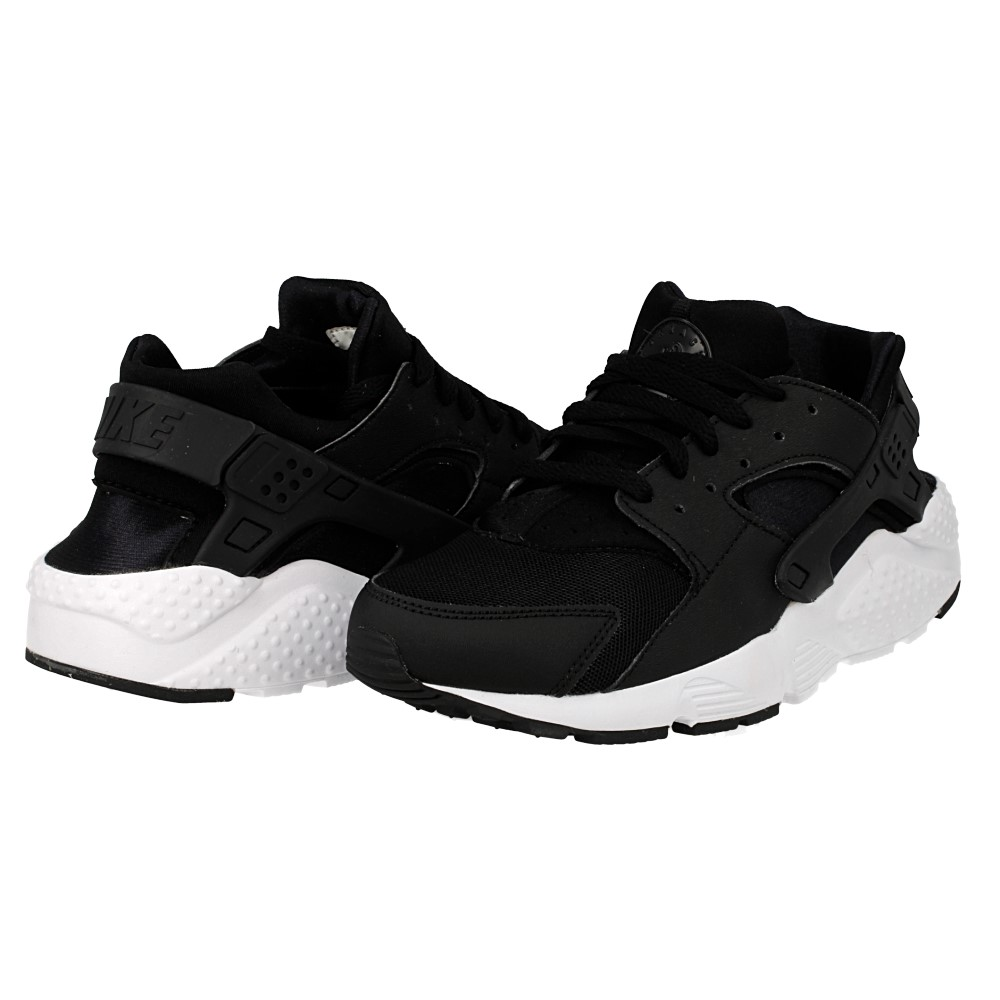 low priced f628e 90247 nike huarache run czarno-białe .