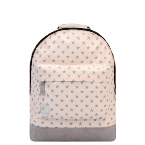 Mi-Pac plecak - All Stars Peach/Grey 740321a04