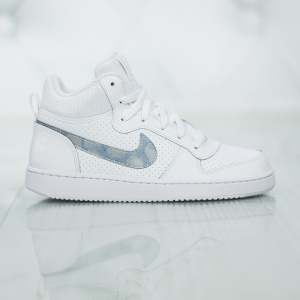 Nike Court Borough Mid GS 845107-102