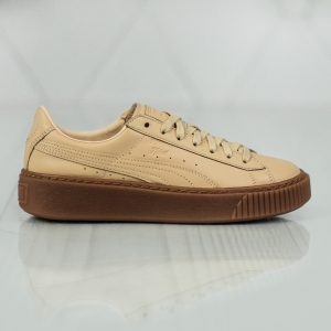 Puma Platform Veg Tan Wn's Naturel 364457-01