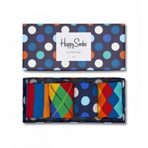 Happy Socks Mix Socks Gift Box XMIX09-6000